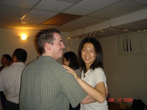 Shirley & Tim